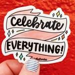Creative Twist Events Celebrate Everything Sticker