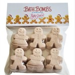 Creative Twist Events Gingerbread Men Pack of 6