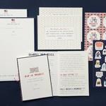 love, june White House Letter Writing Kit