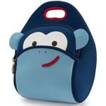 FK Living Lunch Bag - Blue Monkey