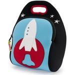 FK Living Lunch Bag - Space Rocket