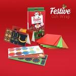 FK Living Festive Gift Wrap - Luckies of London