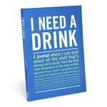 FK Living I Need A Drink Inner-Truth Journal