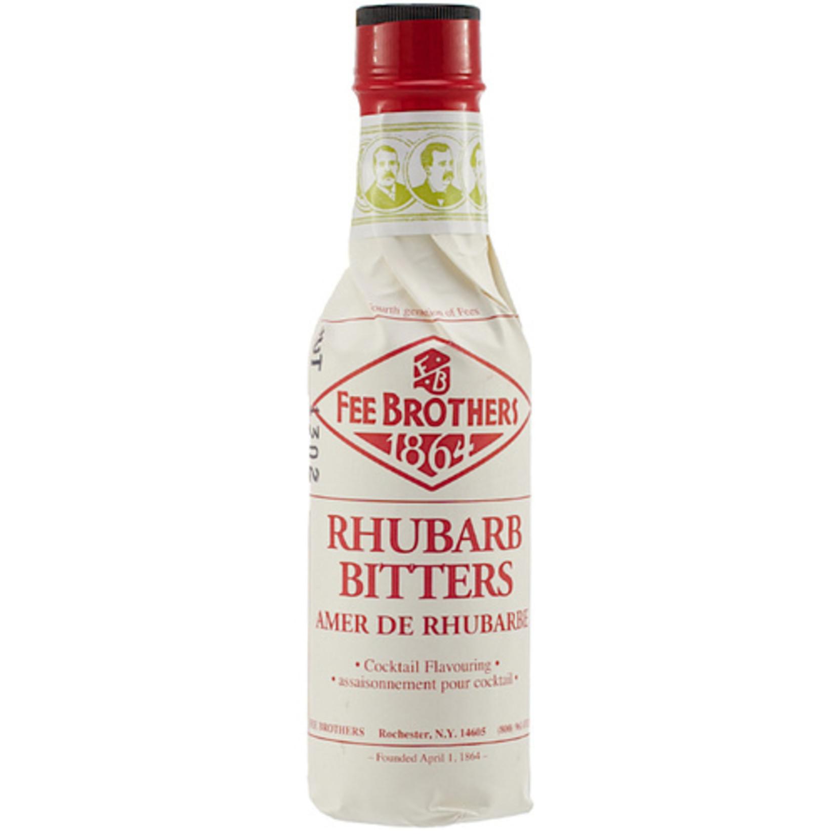 Fee Brothers Fee Brothers Bitters Rhubarb
