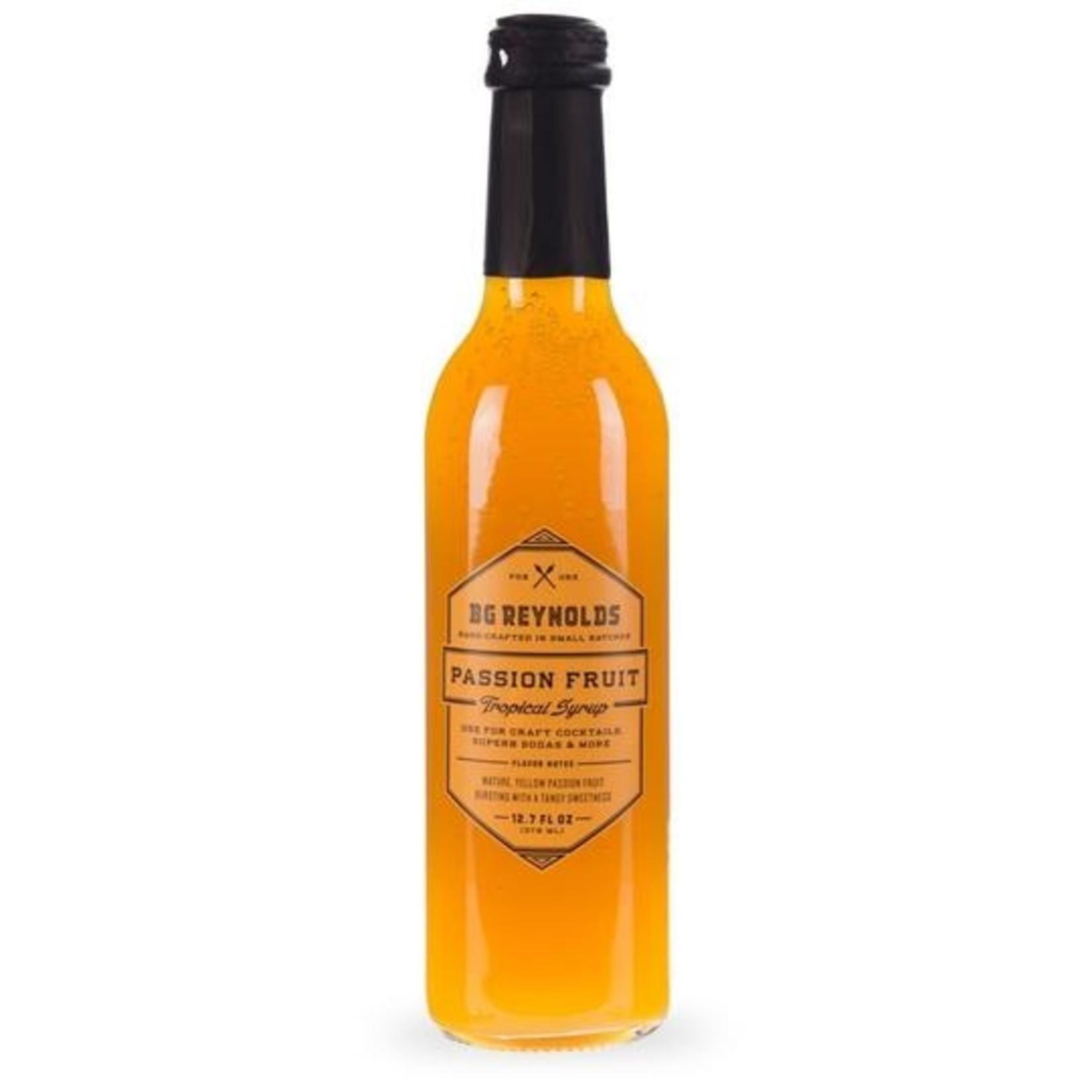 BG Reynolds BG Reynolds Syrup Passion Fruit 375ml