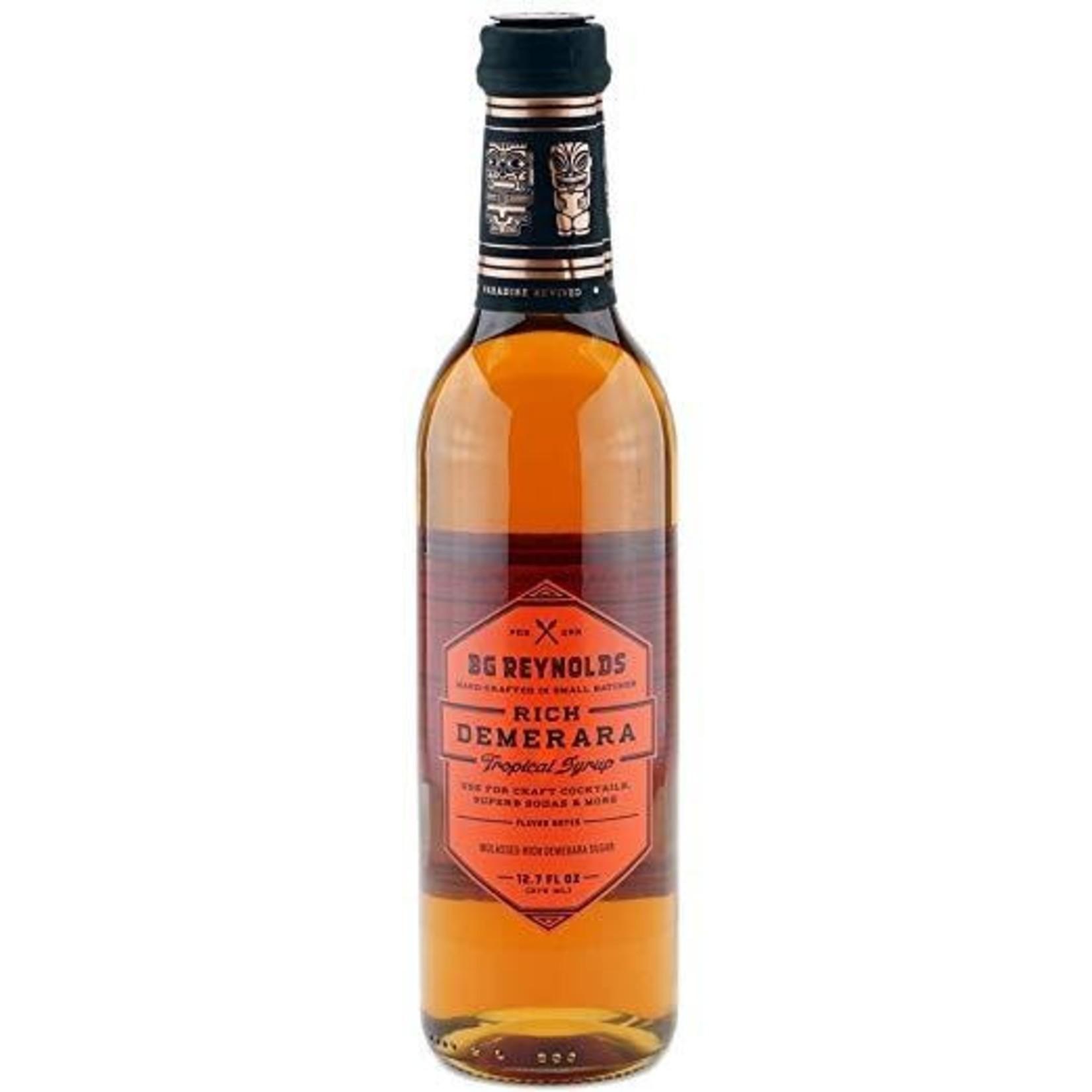 BG Reynolds BG Reynolds Syrup Rich Demerara 375ml
