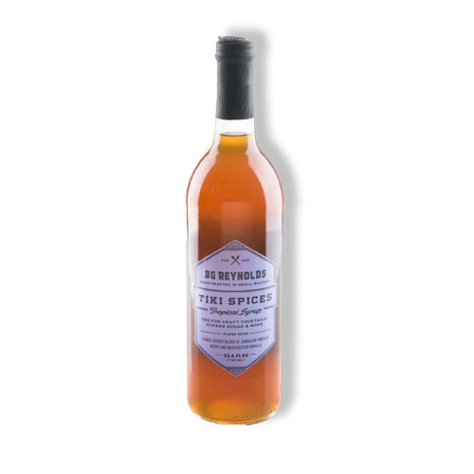 BG Reynolds BG Reynolds Syrup Tiki Spices 375ml