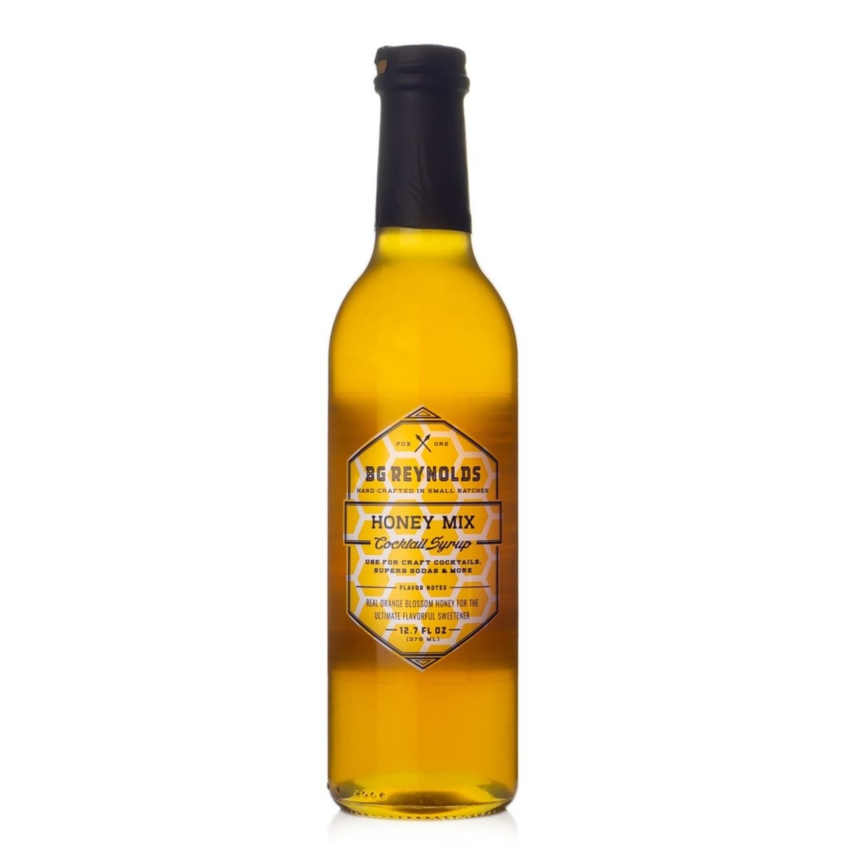 BG Reynolds BG Reynolds Syrup Honey Mix 375ml