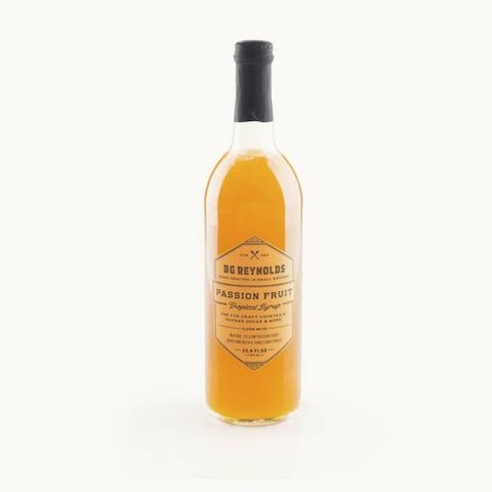 BG Reynolds BG Reynolds Syrup Passionfruit 750ml