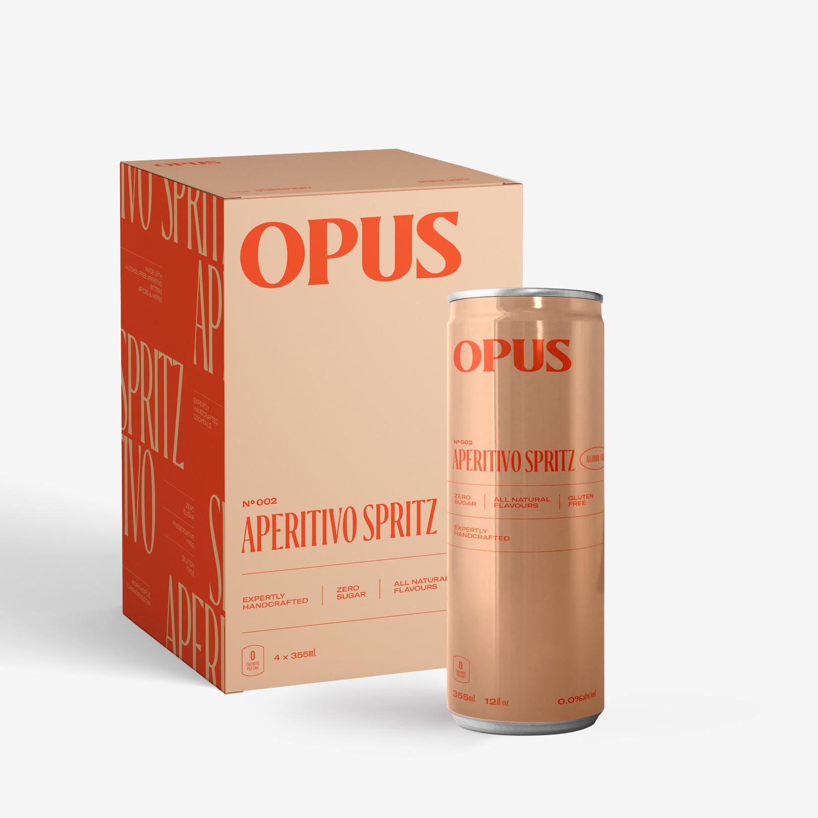 Opus Non Alcoholic Aperitivo Spritz 4 Pack