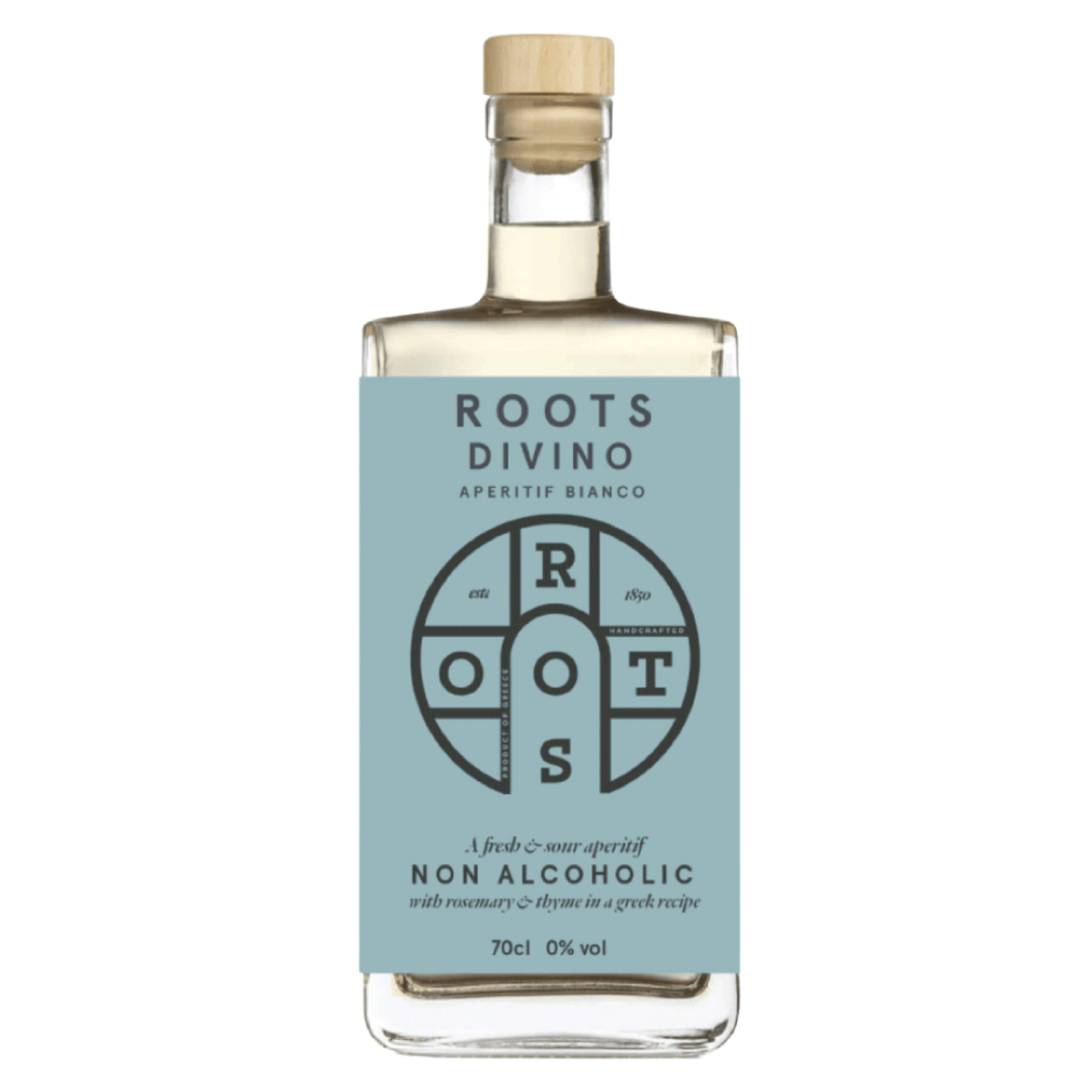 Roots Divino Non Alcoholic Vermouth Bianco