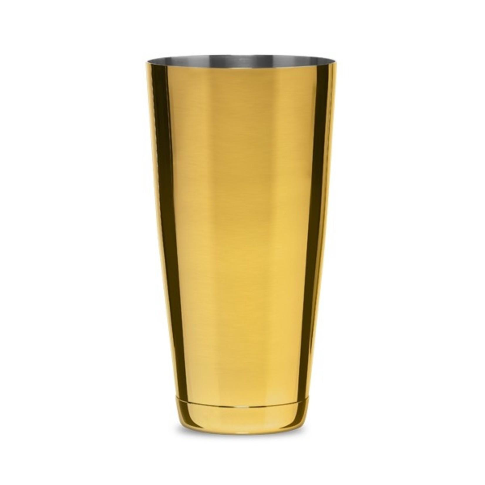 Cocktail Kingdom Koriko Tin 28oz Gold