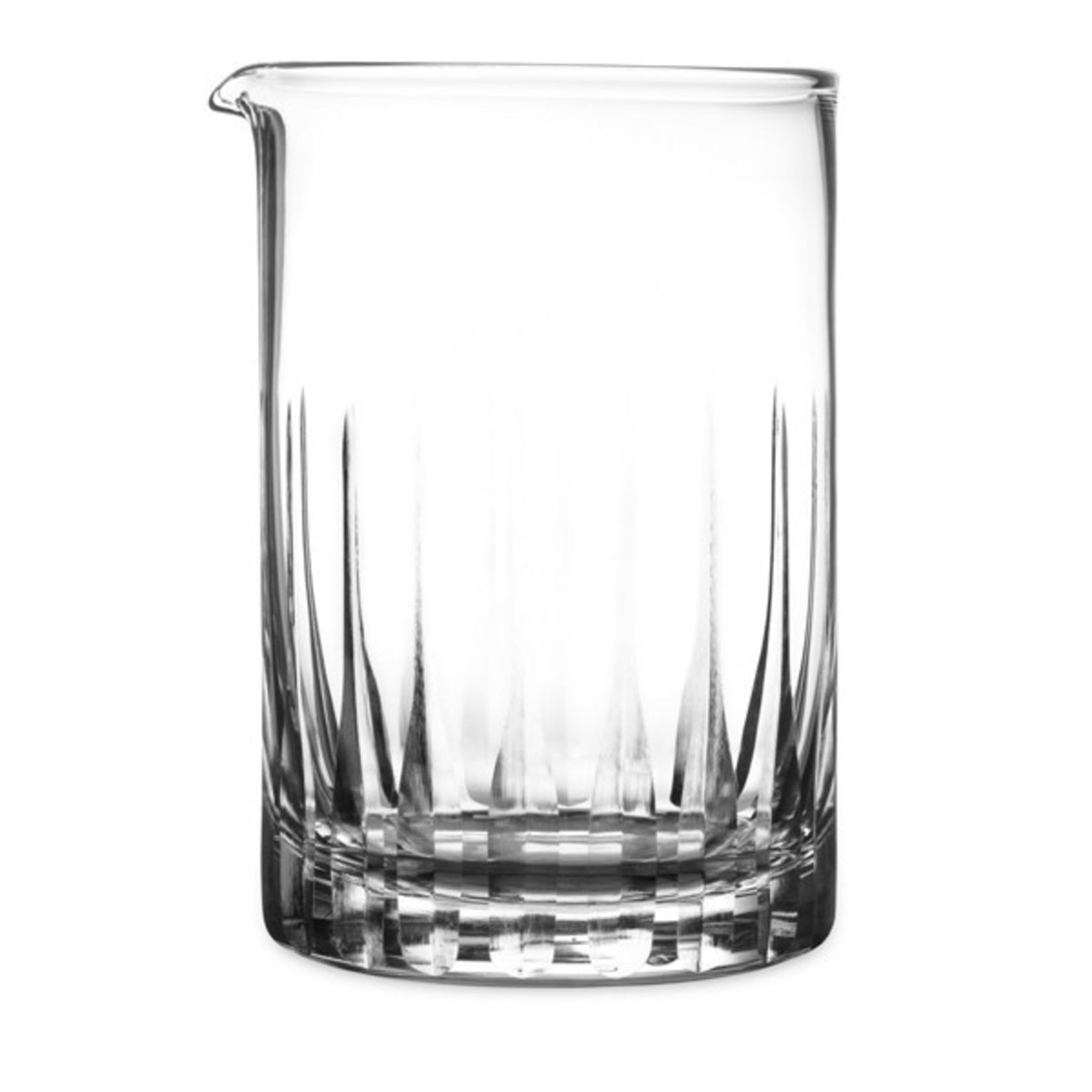 Cocktail Kingdom Seamless Paddle Mixing Glass Extra Large