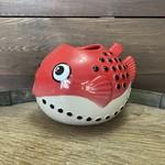 Munktiki Munktiki Fugu Mug Red