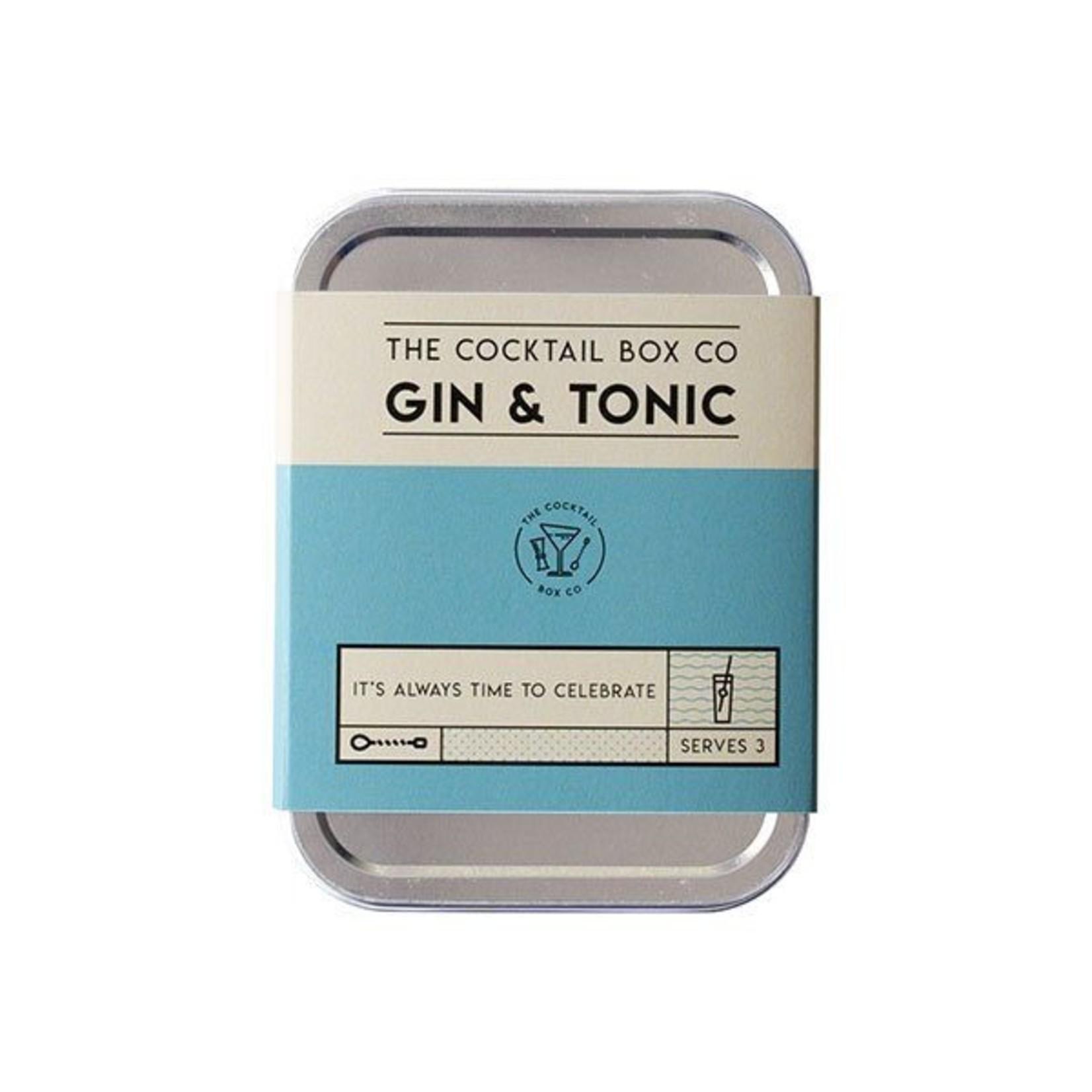 Cocktail Kit Gin & Tonic