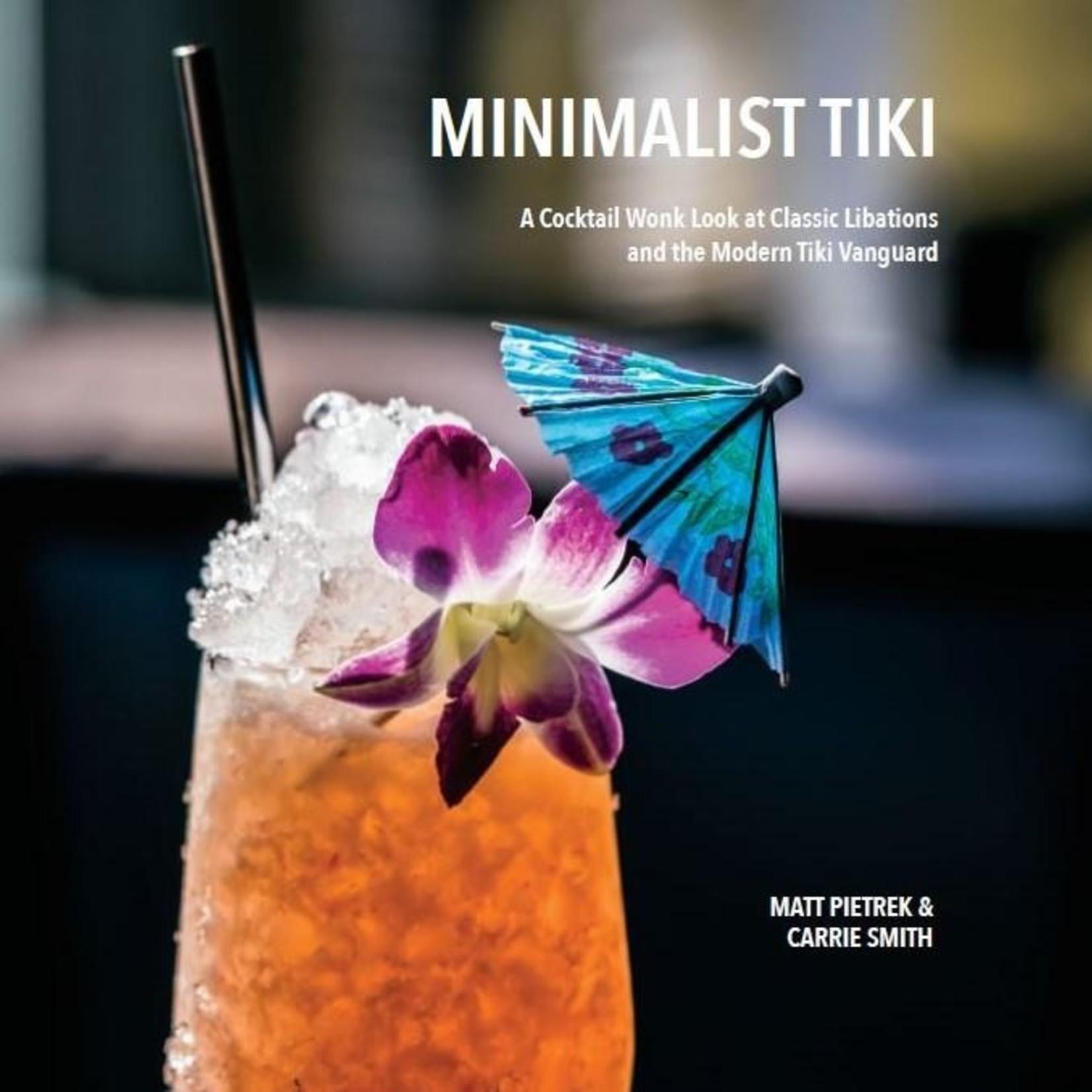 Minimalist Tiki Book