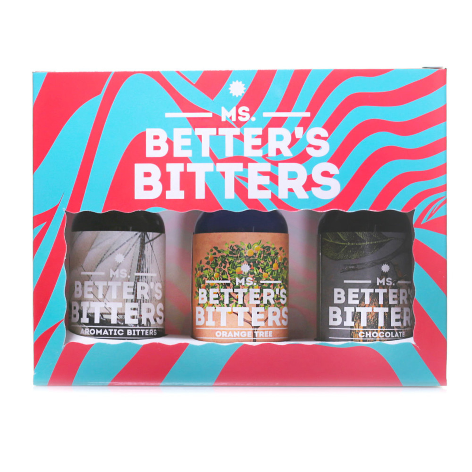 Ms Better's Bitters Ms Better's Bitters Gift Box Classic