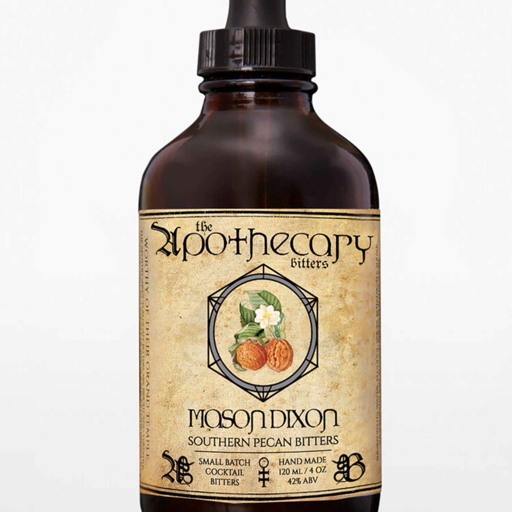 Apothecary Apothecary Bitters Southern Pecan