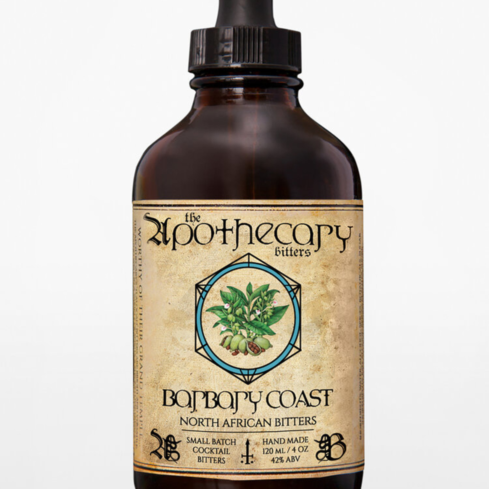 Apothecary Apothecary Bitters Barbary Coast North Africa