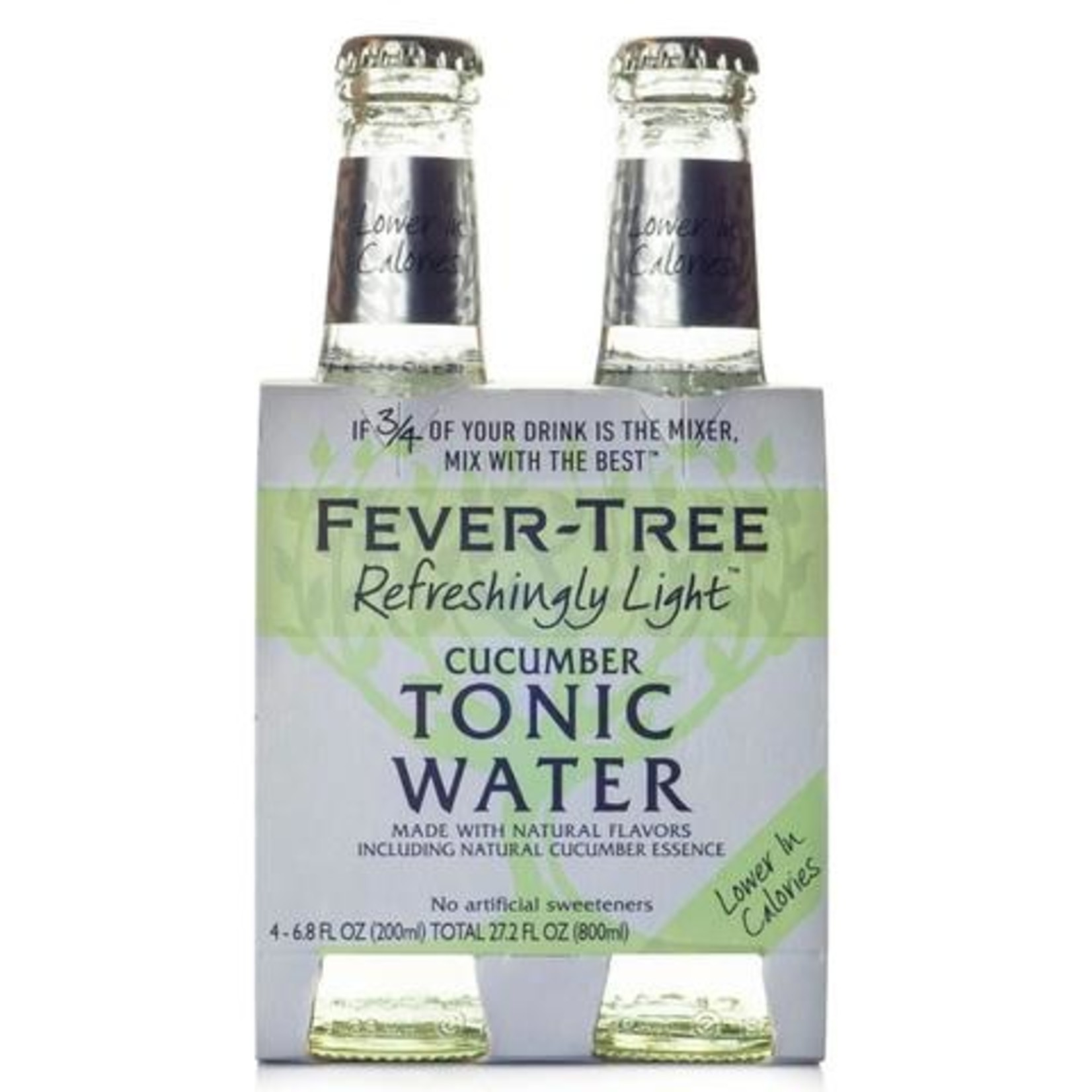 Fever-Tree Fever-Tree  Light Cucumber Tonic Water