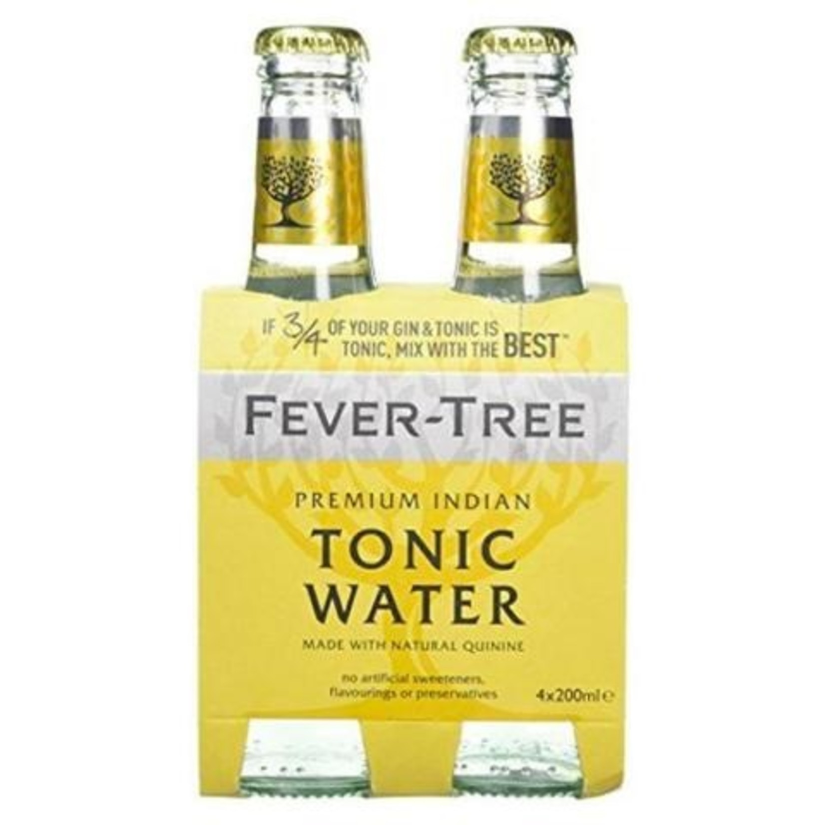 Fever-Tree Fever-Tree  Indian Tonic Water