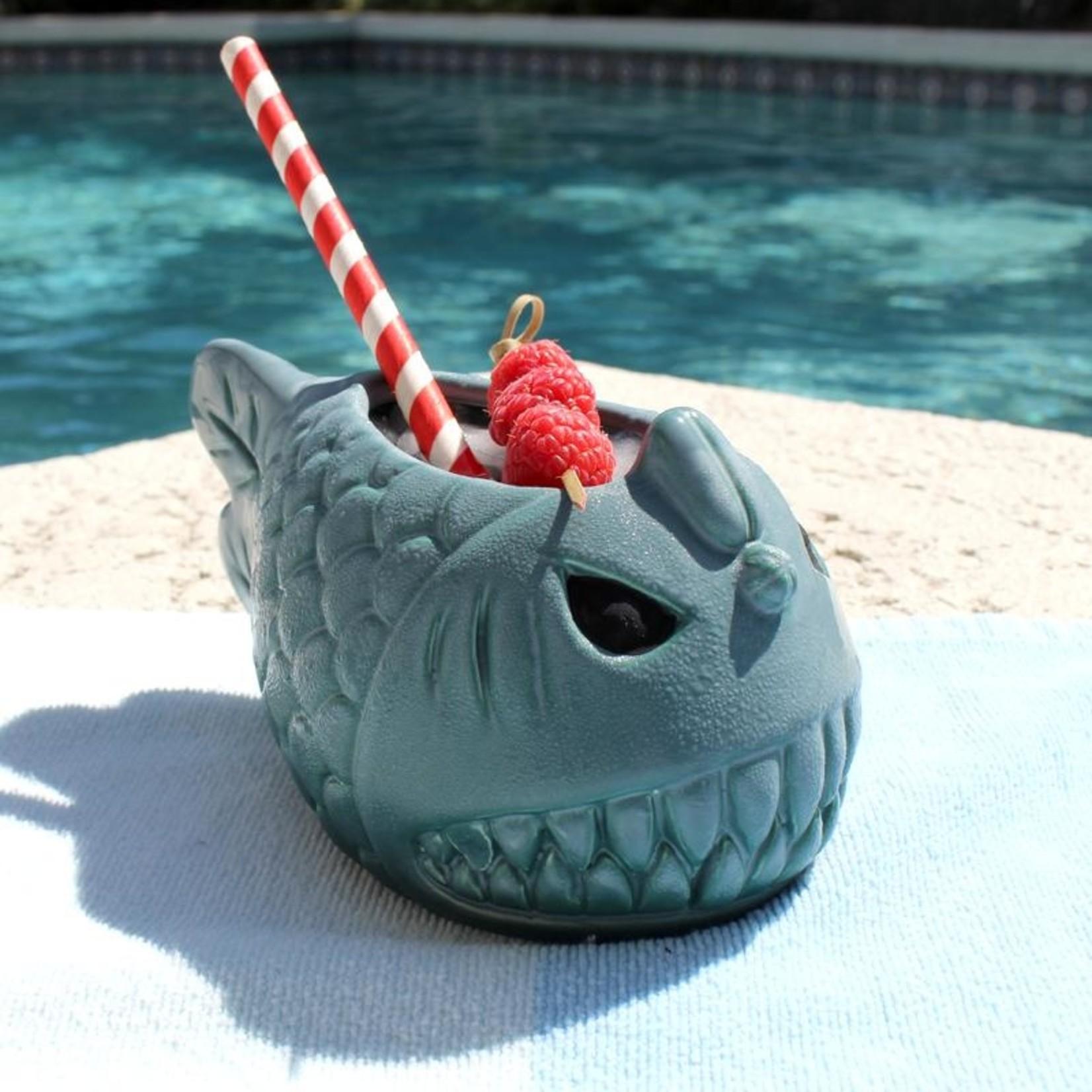 Blue Piranha Mug