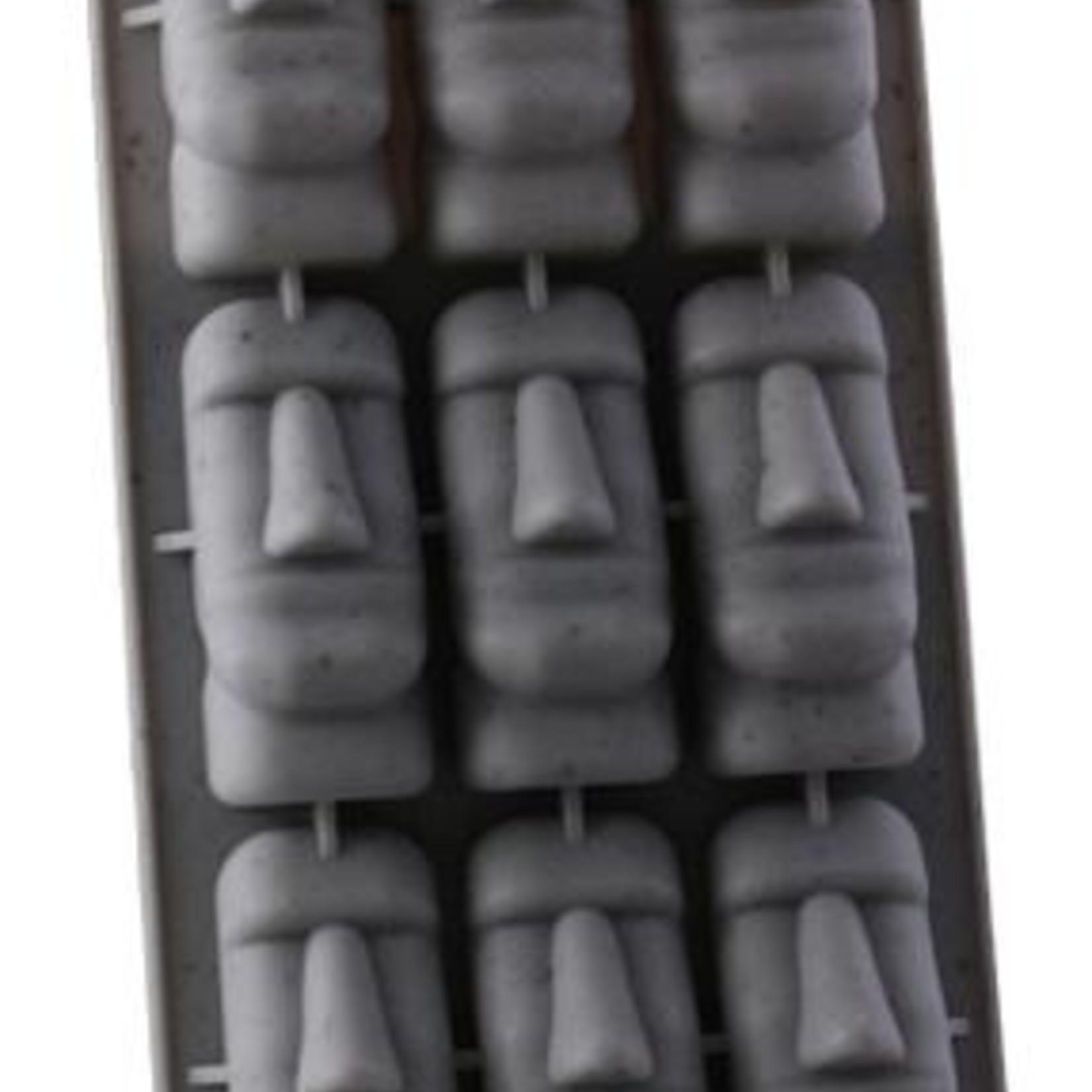 Easter Island Tiki Ice Mold Tray