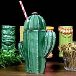 Cactus Tiki Mug