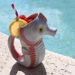 Seahorse Tiki Mug