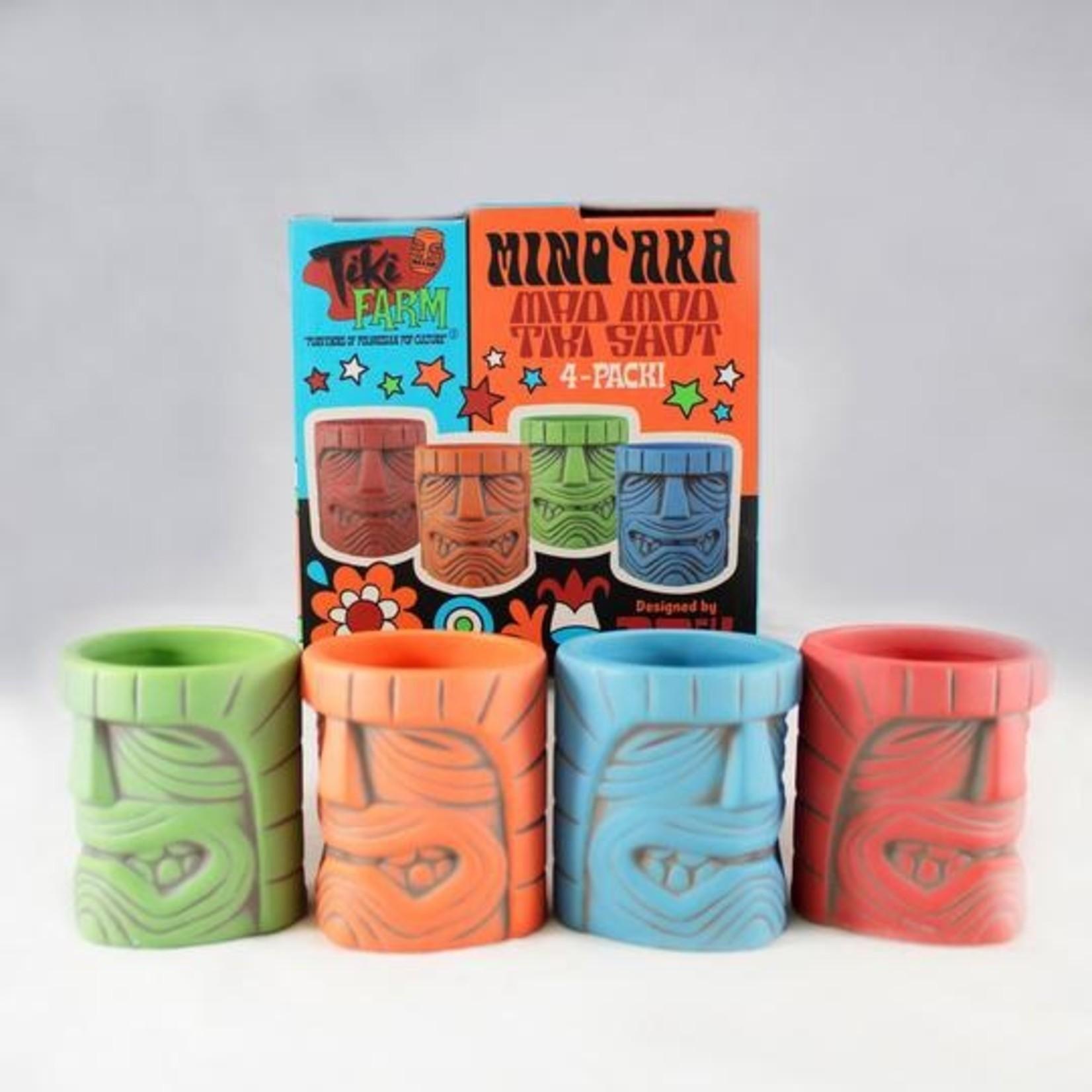 Tiki Farm Tiki Farm Mino'aka Set