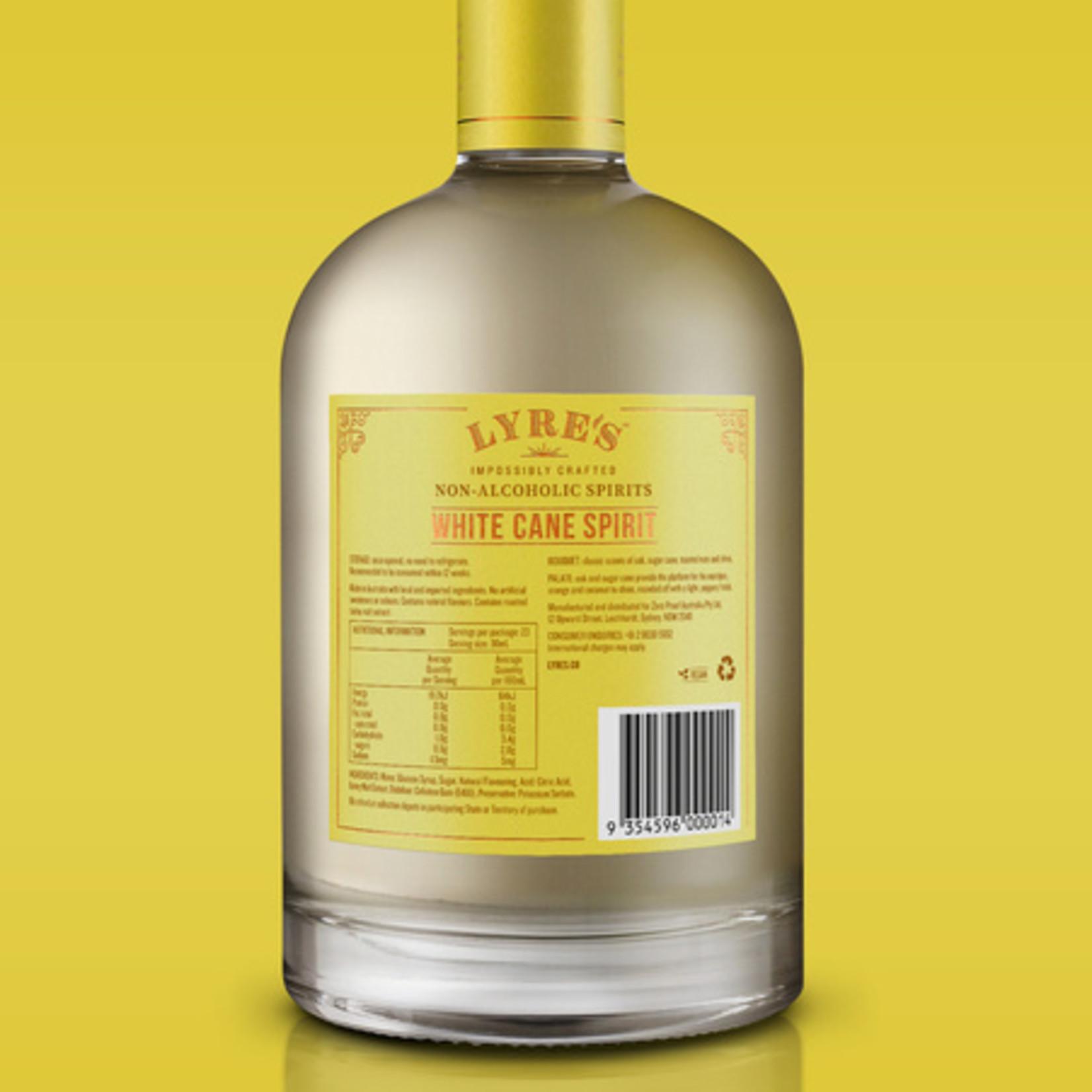 Lyre's Lyre's White Cane Spirit