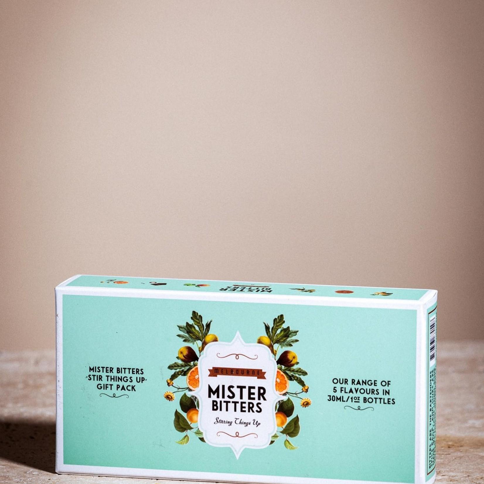 Mister Bitters Mister Bitters Gift Box