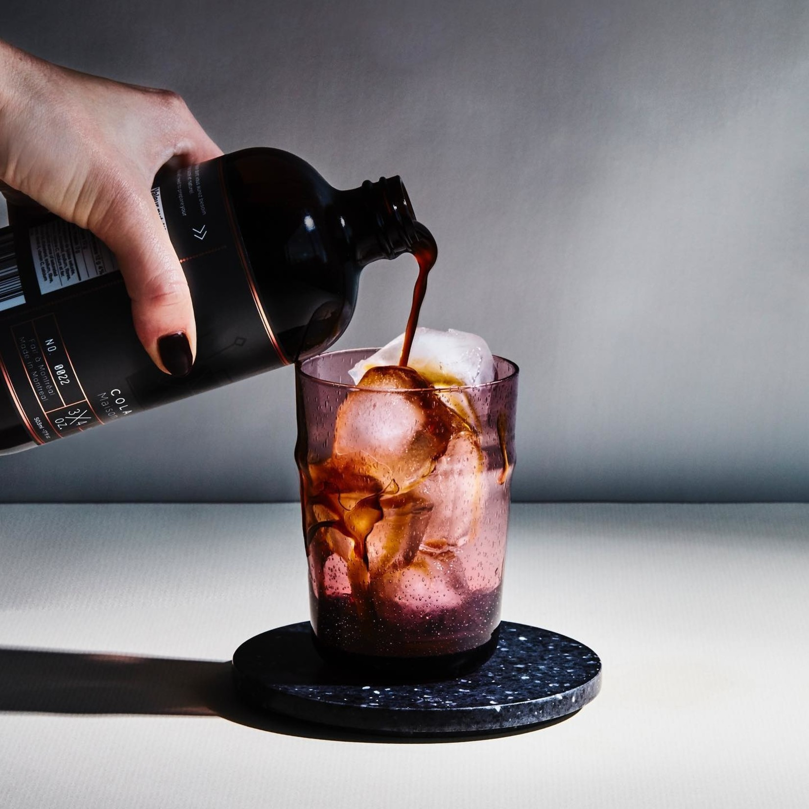 Three Quarter Cola Syrup