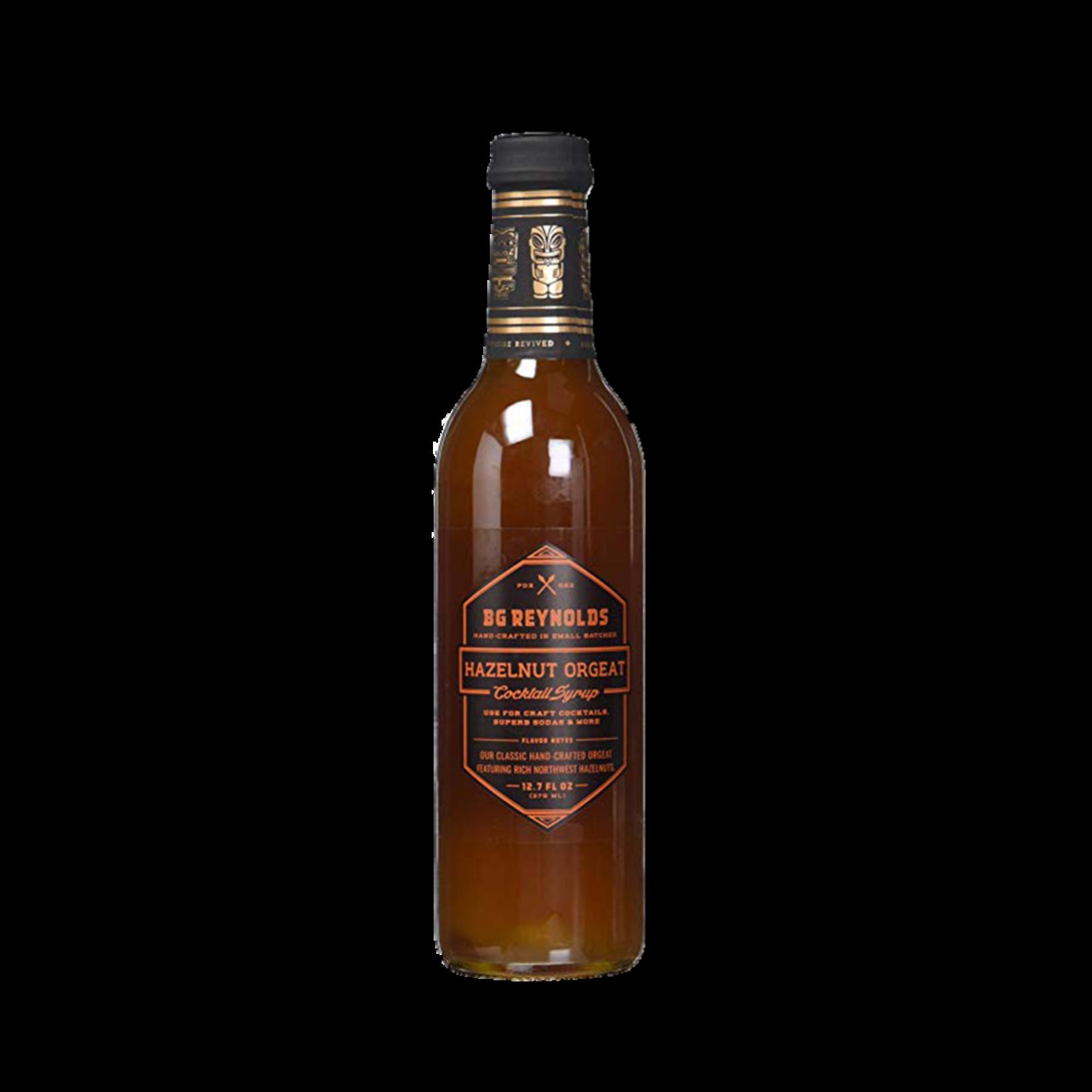 BG Reynolds Syrup Hazelnut Orgeat 375ml