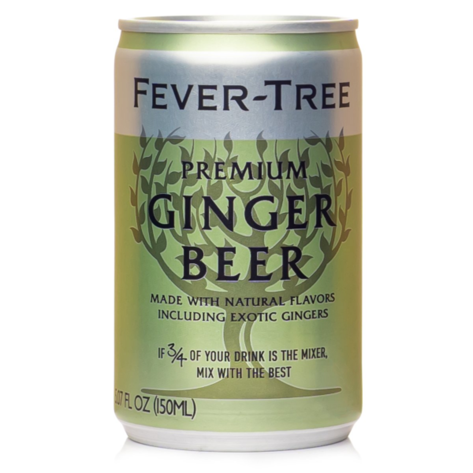 Fever-Tree Fever-Tree Ginger Beer Cans