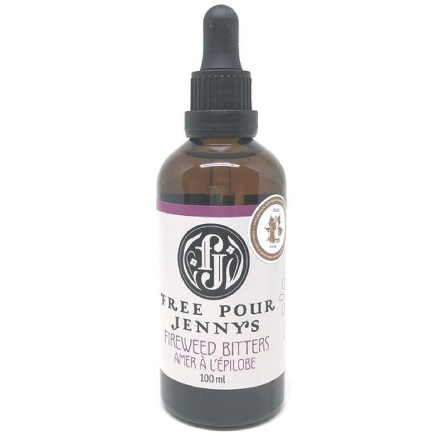Free Pour Jenny's Free Pour Jenny's Bitters Fireweed