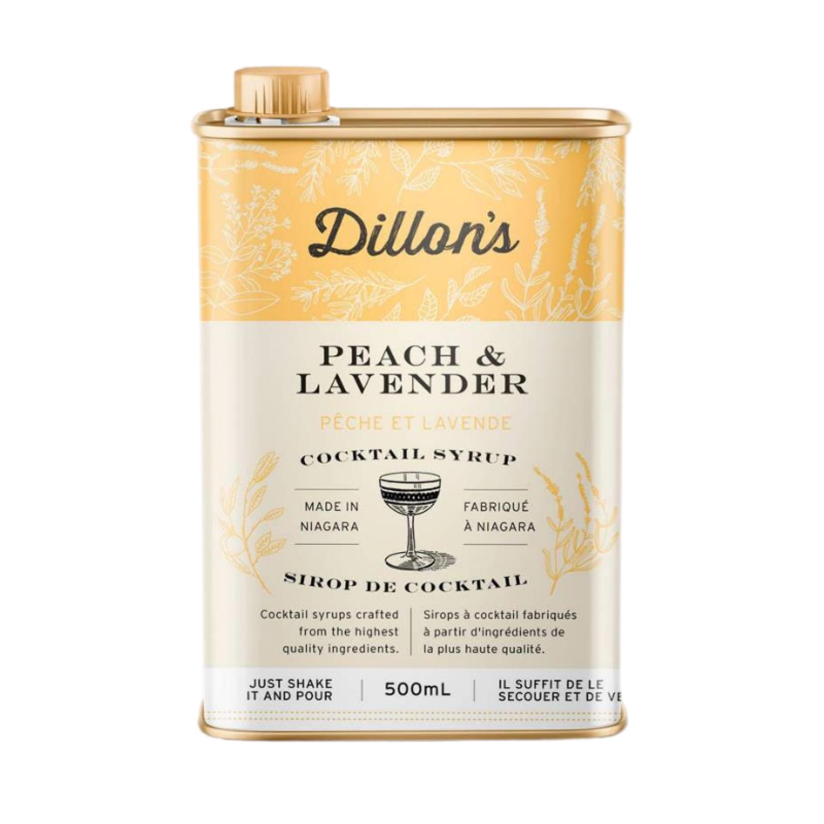 Dillon's Dillon's Syrup Peach & Lavender