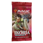 Wizards of the Coast Ikoria - Lair of Behemoths Draft Booster Pack