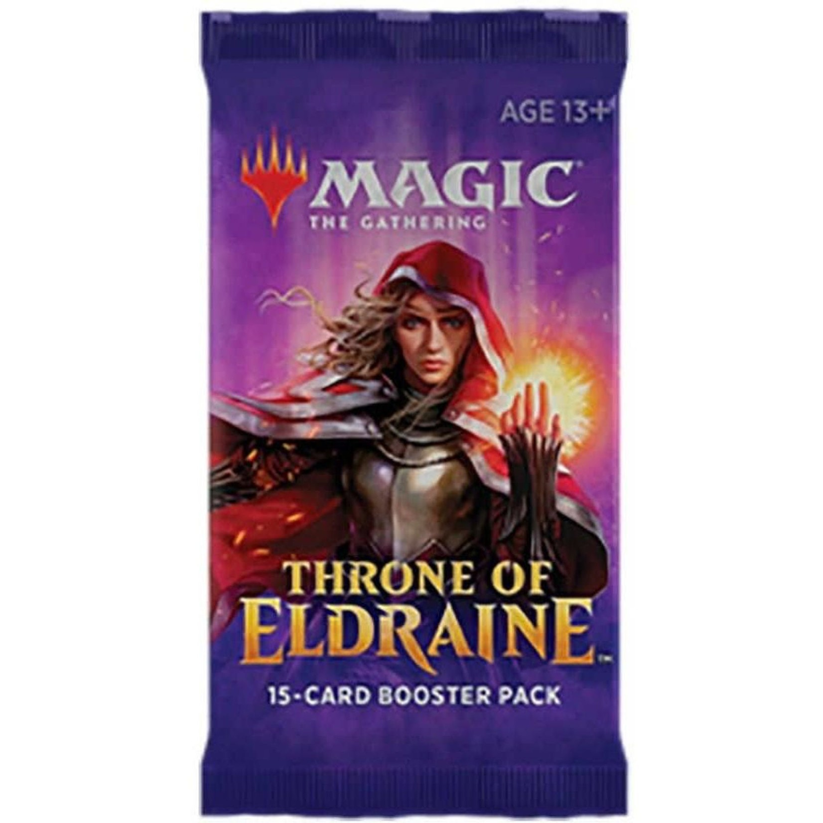 Wizards of the Coast Throne of Eldraine Booster Draft Pack