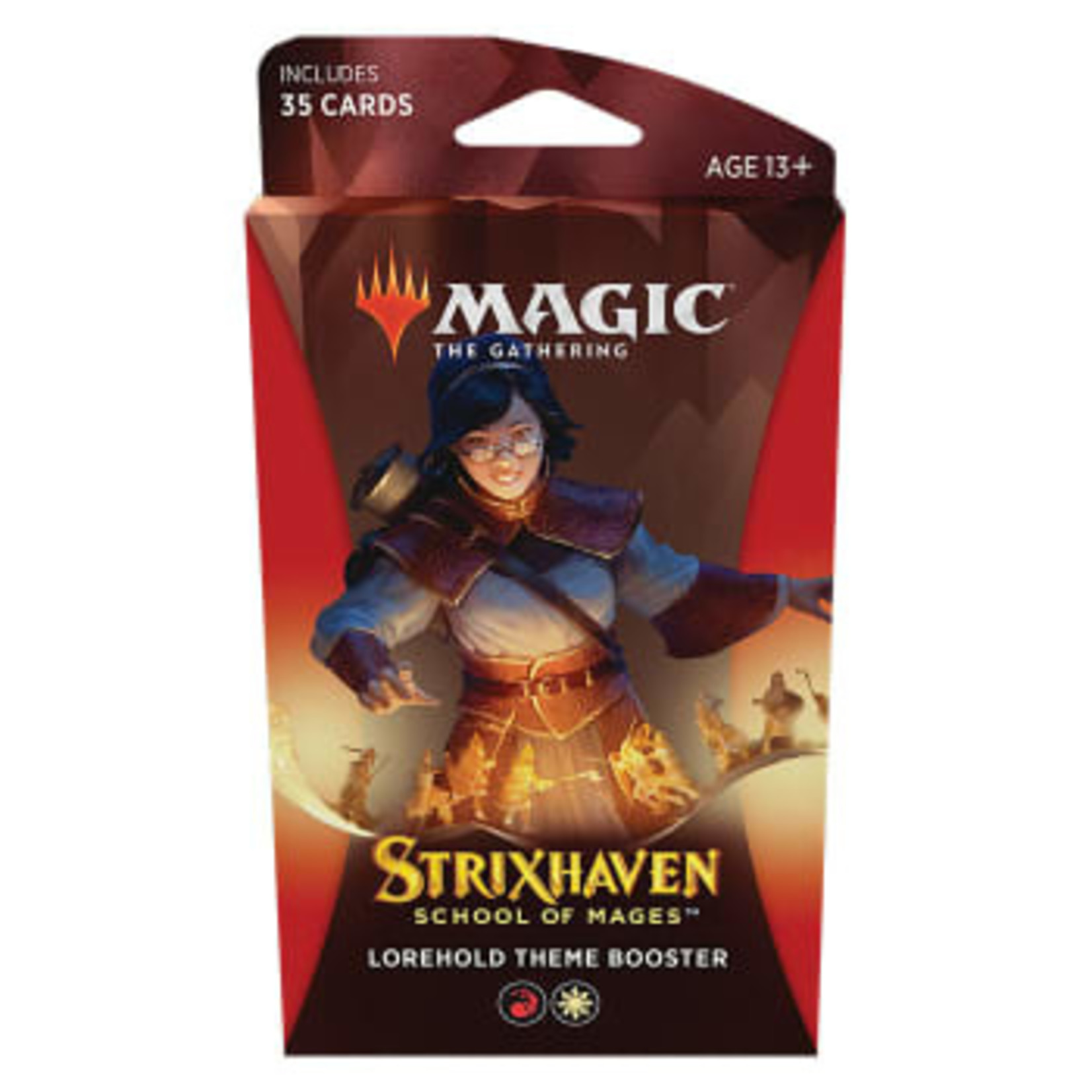 Wizards of the Coast Strixhaven Theme Booster Pack