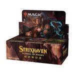 Wizards of the Coast Strixhaven - School of Mages Draft Booster Display