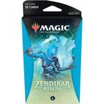 Wizards of the Coast Zendikar Rising Theme Booster Pack - Blue