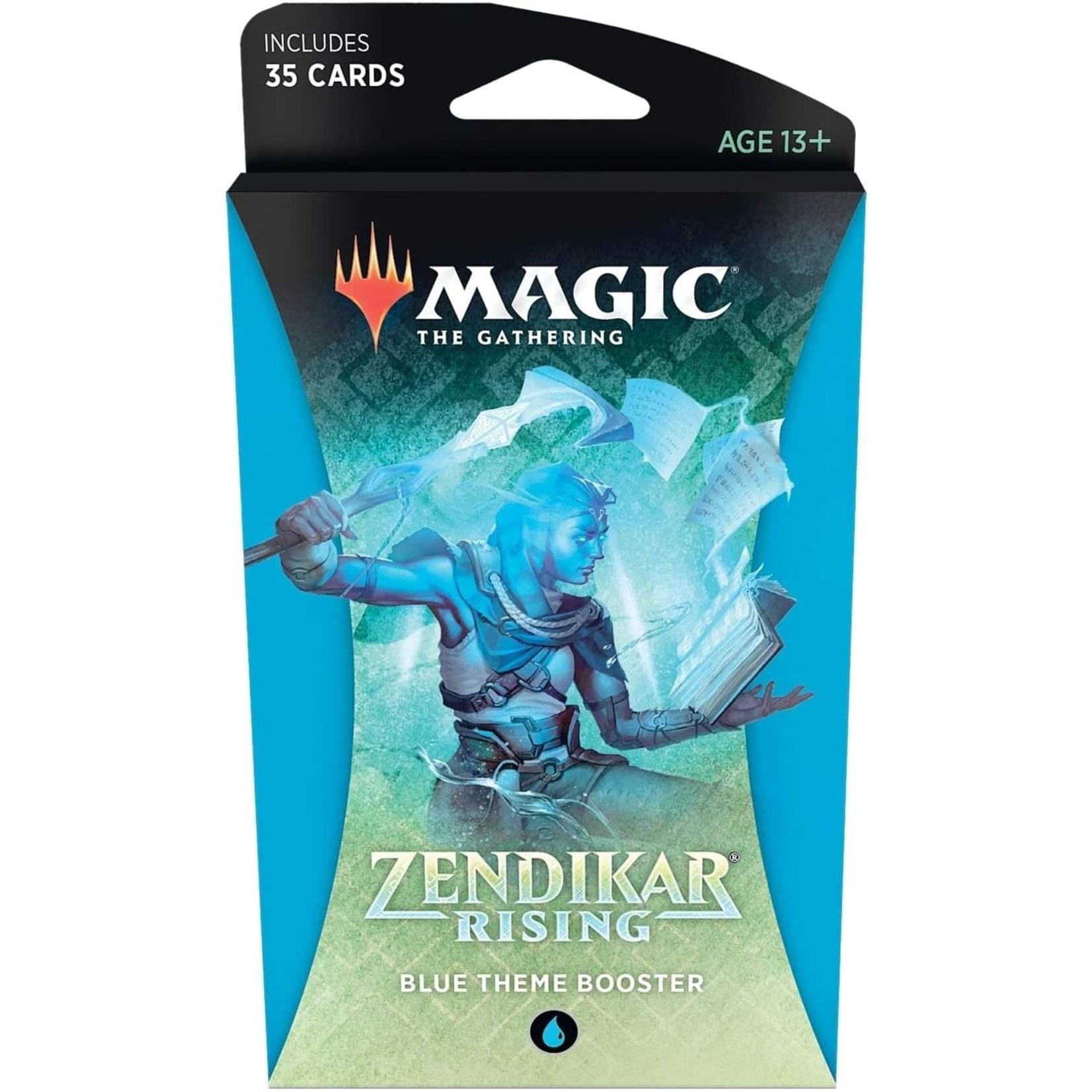 Wizards of the Coast Zendikar Rising Theme Booster Pack