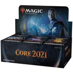 Wizards of the Coast Core Set 2021 Draft Booster Display