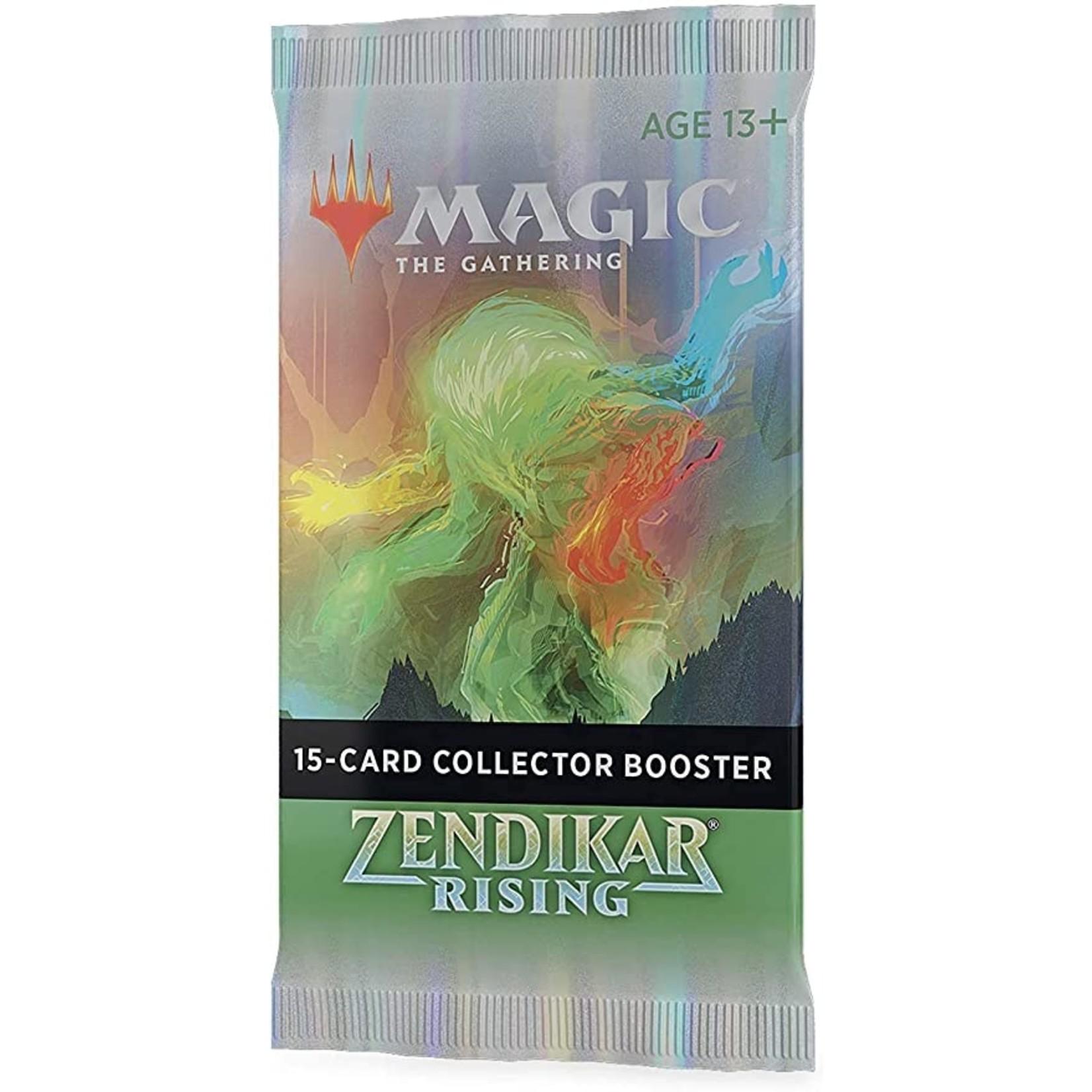 Wizards of the Coast Zendikar Rising Collector Booster Pack