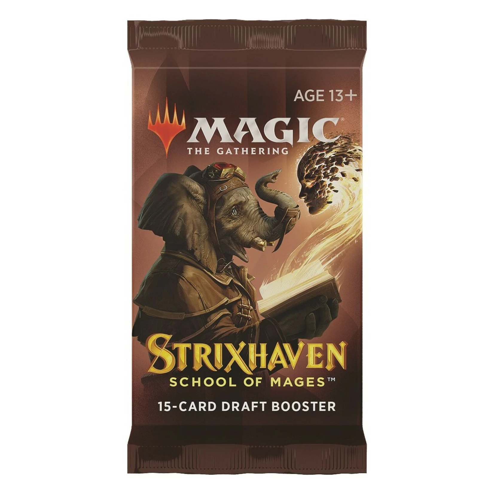 Wizards of the Coast Strixhaven - School of Mages Draft Booster Pack