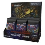 Wizards of the Coast Adventures in the Forgotten Realms Set Booster Display