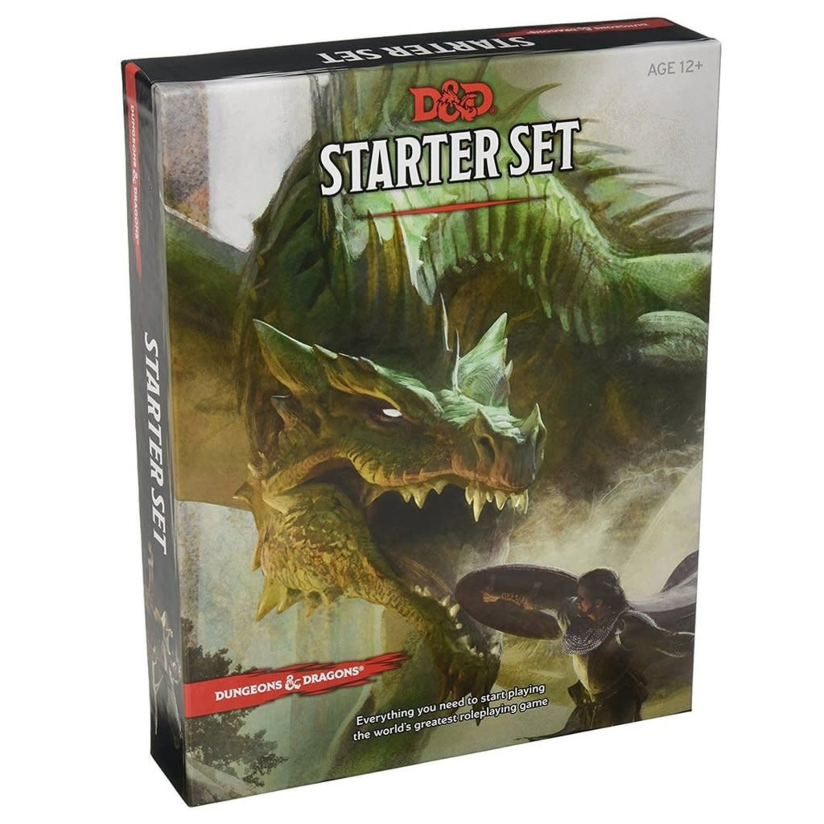 Wizards of the Coast D&D 5th Ed Starter Set