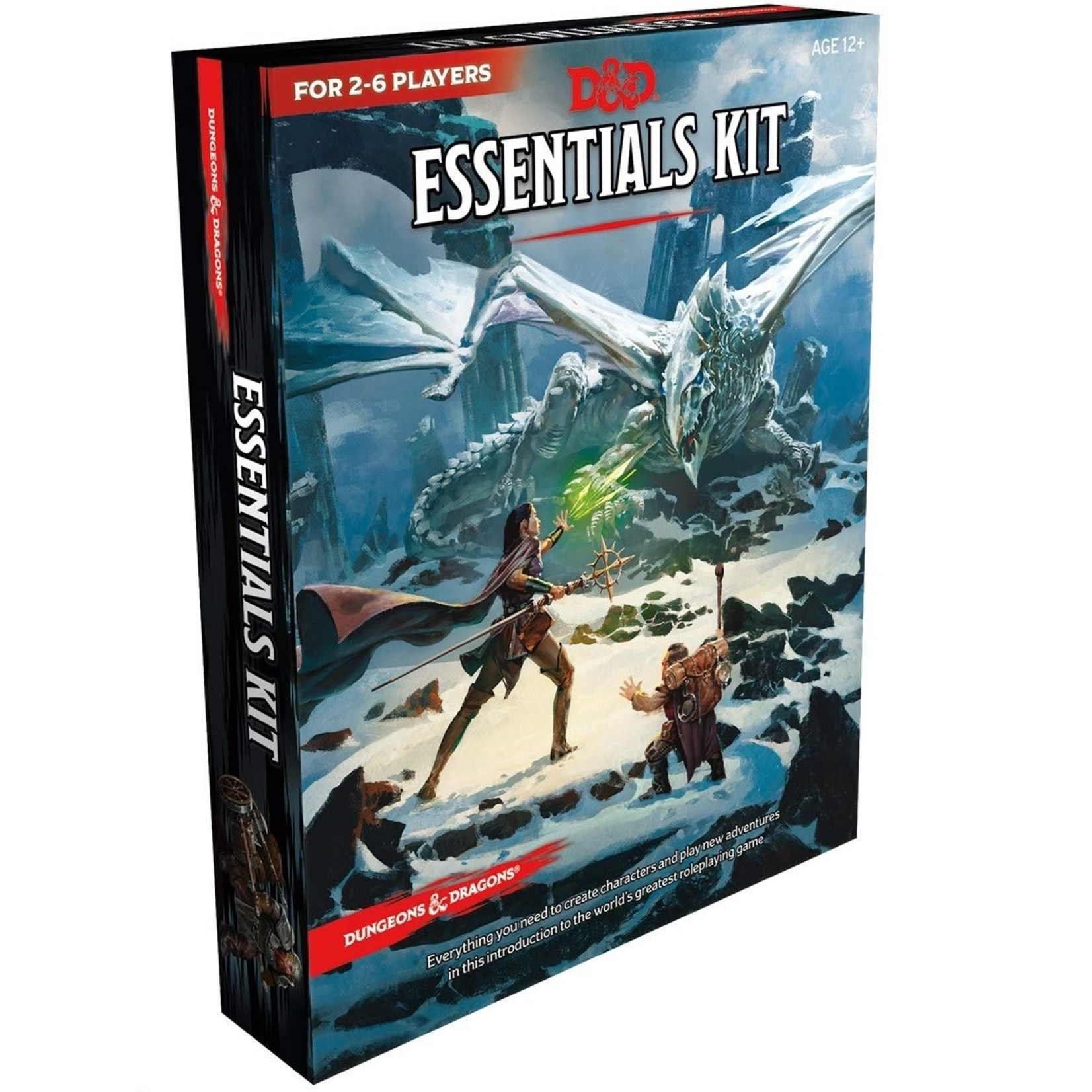 Wizards of the Coast D&D 5th Ed Essentials DM's Kit