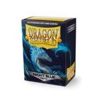 ARCANE TINMEN Dragon Shield: (100) Matte Night Blue